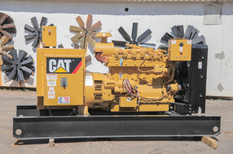 Nat. Gas Generator Sets